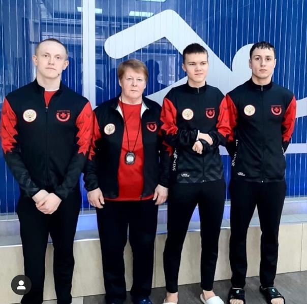 Куклин Павел завоевал комплект медалей на Чемпионате России по плаванию среди лиц с поражением опорно-двигательного аппарата.0
