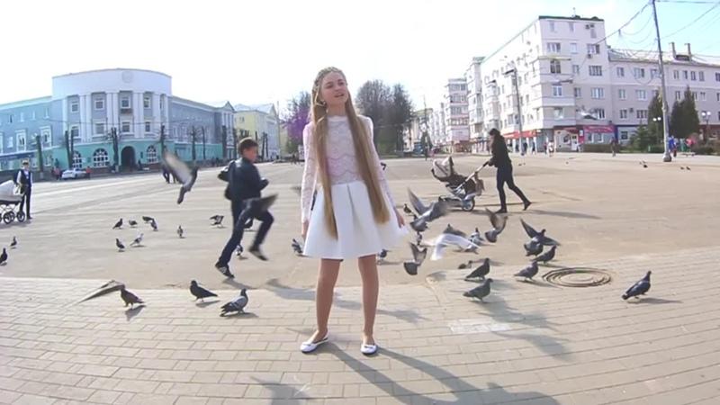 Софья Фисенко - Кружева (Cover of Zlata Ognevich)