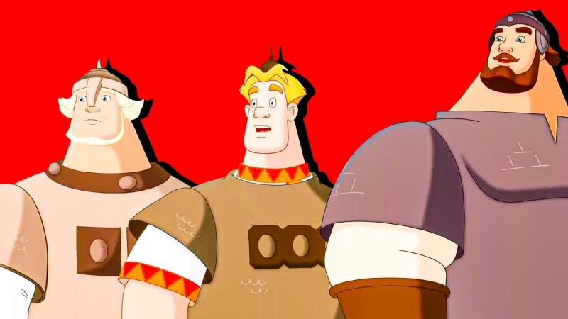Три Богатыря ЧТО СТАЛО С МУЛЬТФИЛЬМАМИ