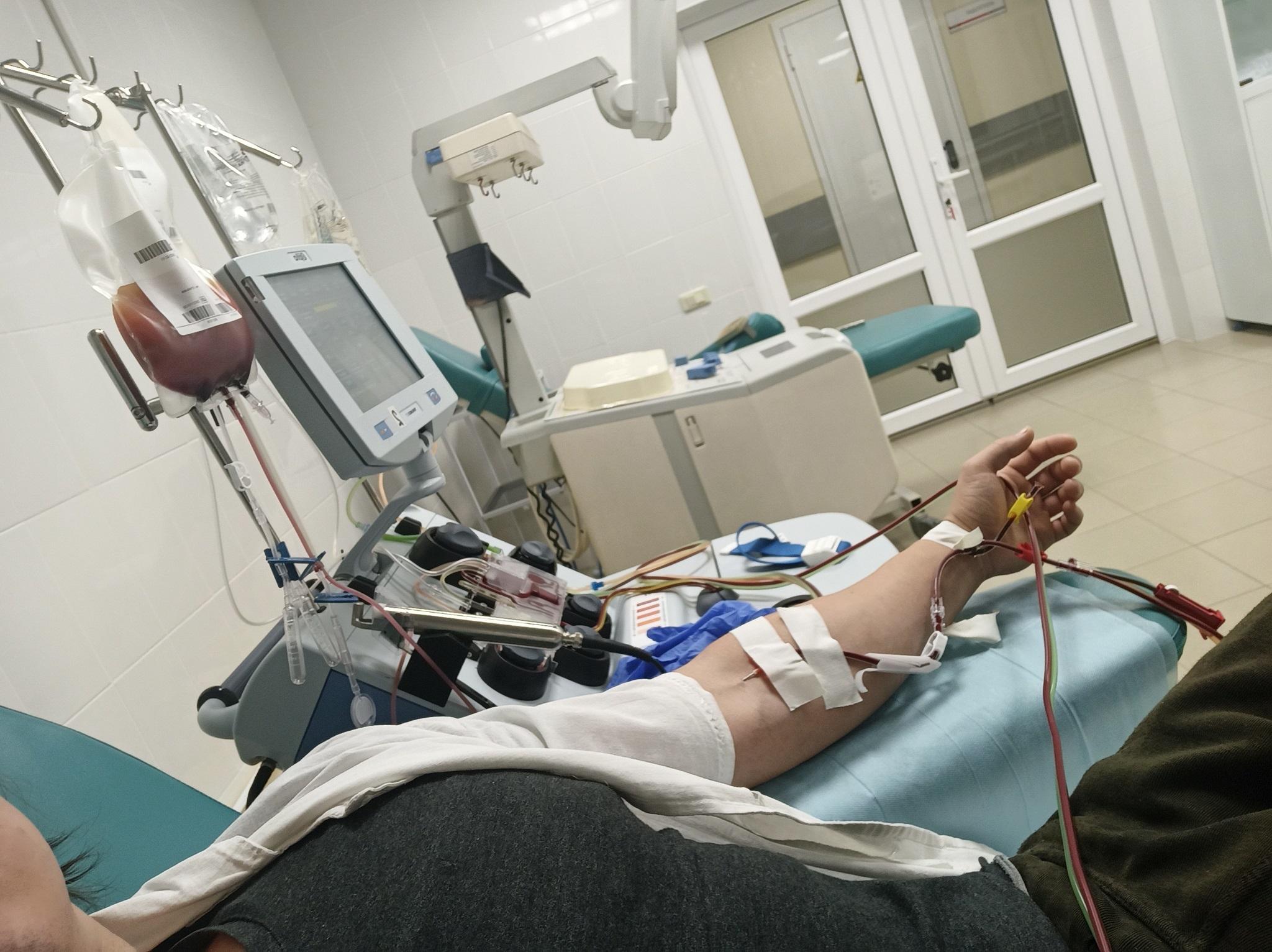 Как я сдавал стволовые клетки (костный мозг)