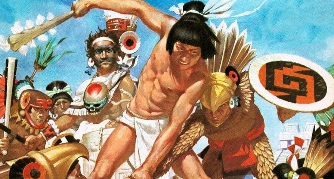 Война ацтеков