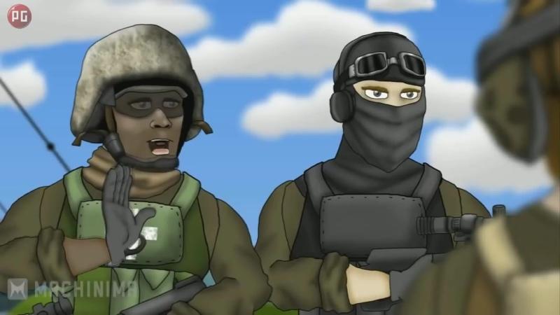 Друзья по Battlefield USAS 12 Фраги Battlefield Friends Друзья по Battlefield