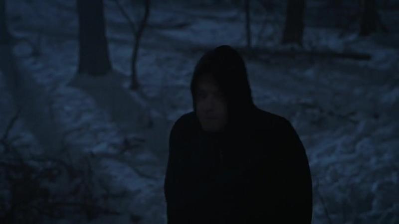 Черный худи Мистер Робот S04 EP04