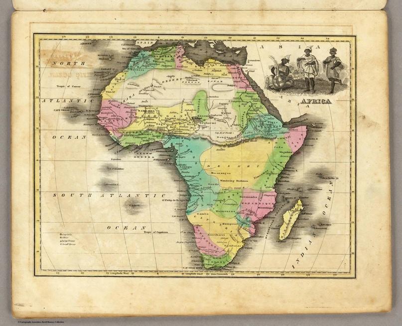 400-летняя пустыня Сахара, или почему люди забыли все, что знали об Африке