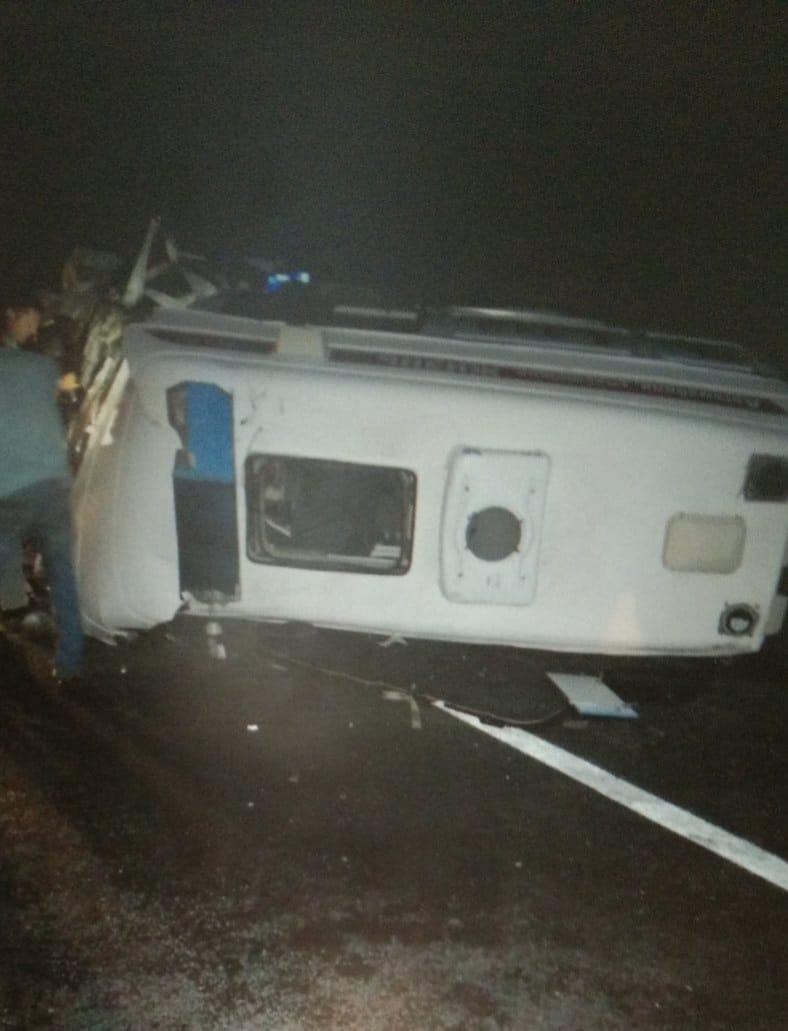 массовая авария с двумя погибшими в Городецком районе