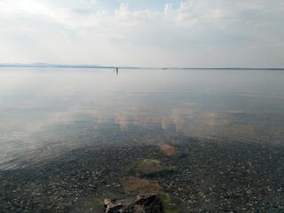 Штиль на озере Увильды