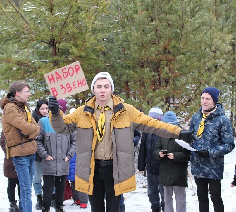 Состоялся праздничный сбор, посвященный 30-летию 59 отряда Петра Великого