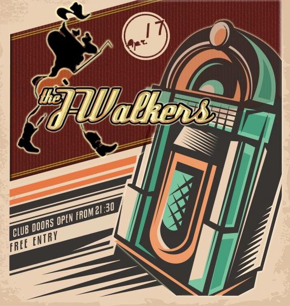 17.04 J-Walkers в клубе Башни!