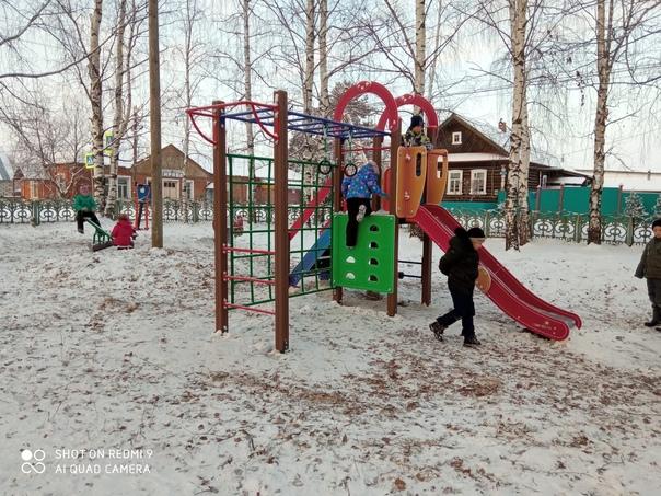 В д. Кестым Балезинского района завершены работы по установк