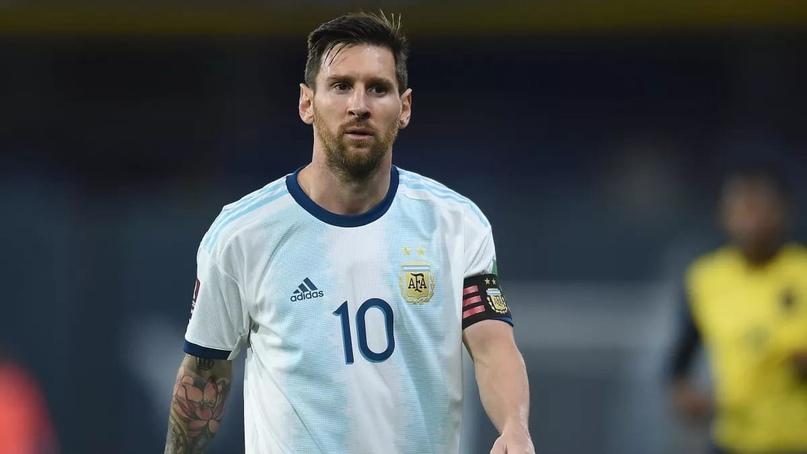 Лионель Месси и сборная Аргентины могут привиться китайской вакциной перед стартом Кубка Америки