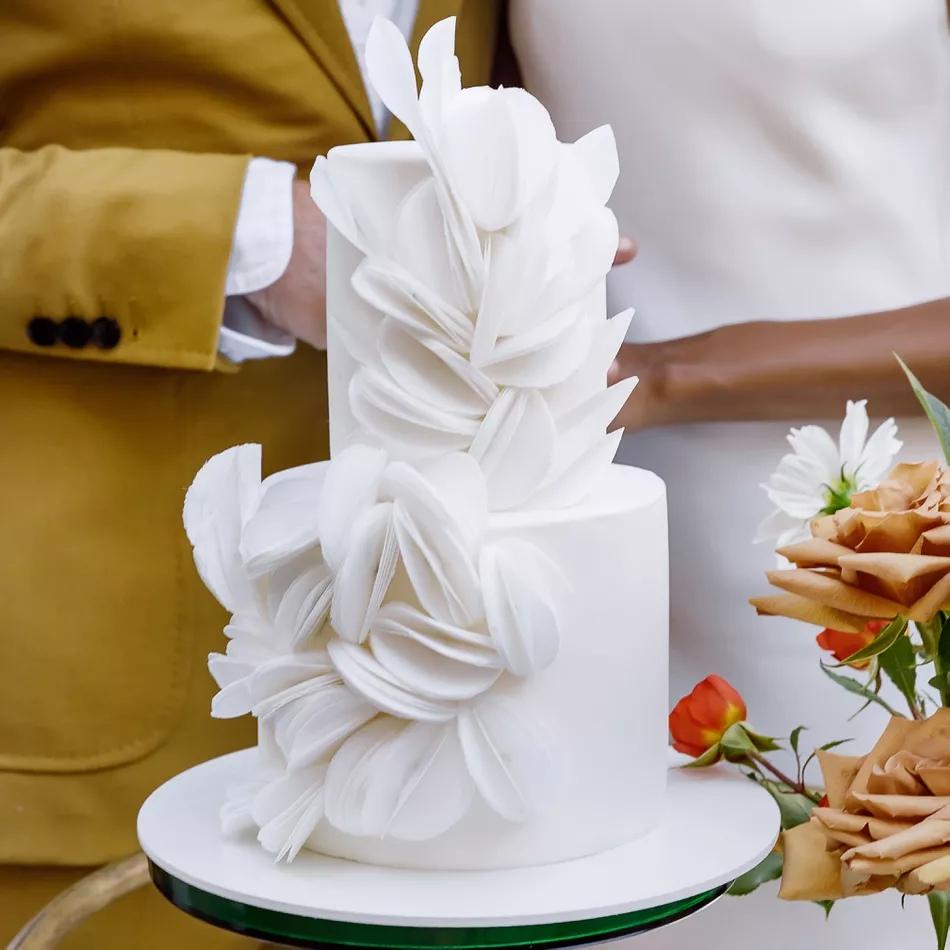 ENIvwvADe2Q - Маленькие свадебные торты