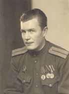 Мареев Г. Г. Май 1945 г. Берлин