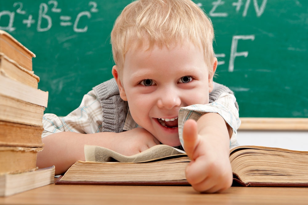 Подготовка к школе русский язык СПб