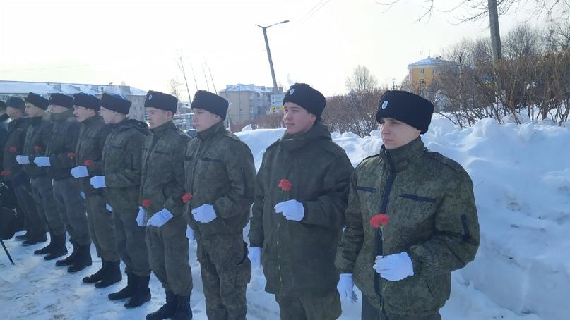 Митинг посвященный Дню вывода Советских войск из Афганистана, изображение №2