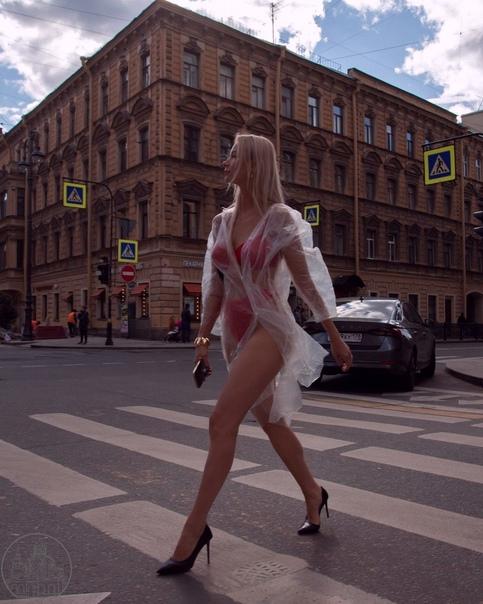 Питерская мода беспощадна😅📸 instagram | msbroshkin...