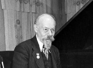 День памяти. Михаил Гнесин
