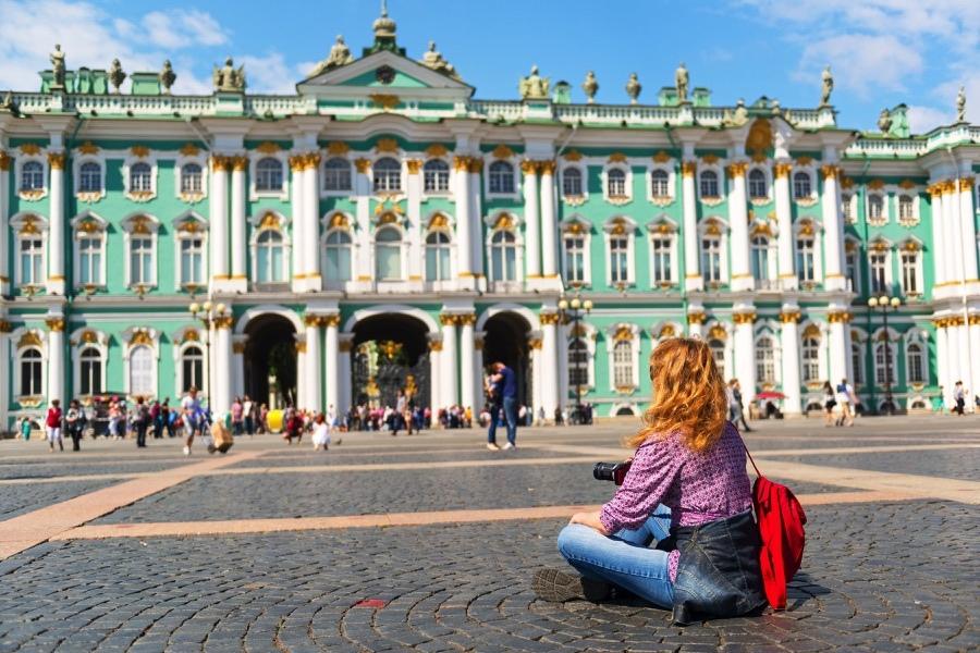 2022-08, Тур в Санкт-Петербург в августе, 7 дней (N)