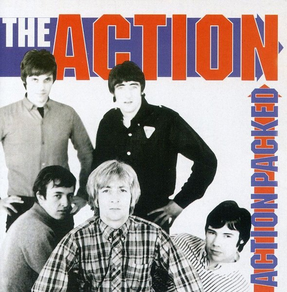 The Action album Action Packed (Demon Deluxe Edition)