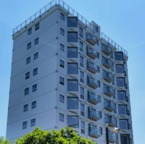 Китайские строители построили 10-этажное здание за 28 часов 45 минут