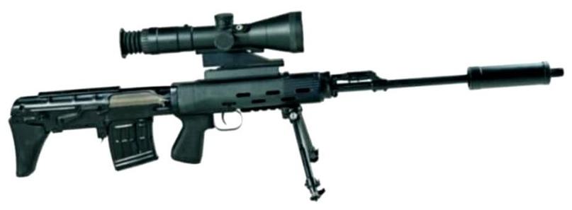 Снайперская винтовка ОЦ-03 (СВУ)kbptula.com