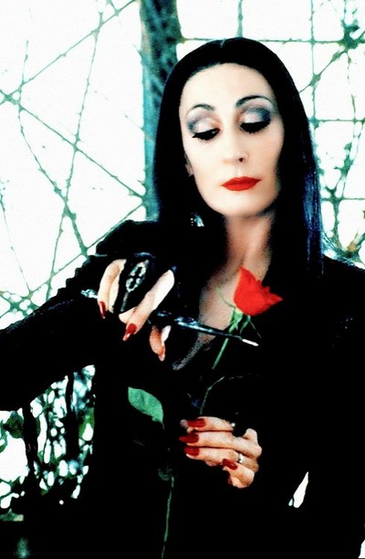 Morticia Addams, New York City
