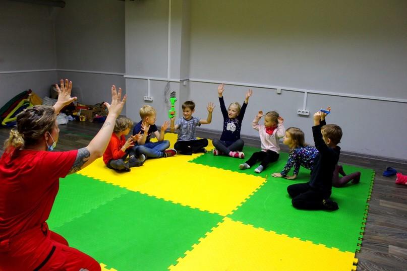 Мастер класс для детей из Живой школы