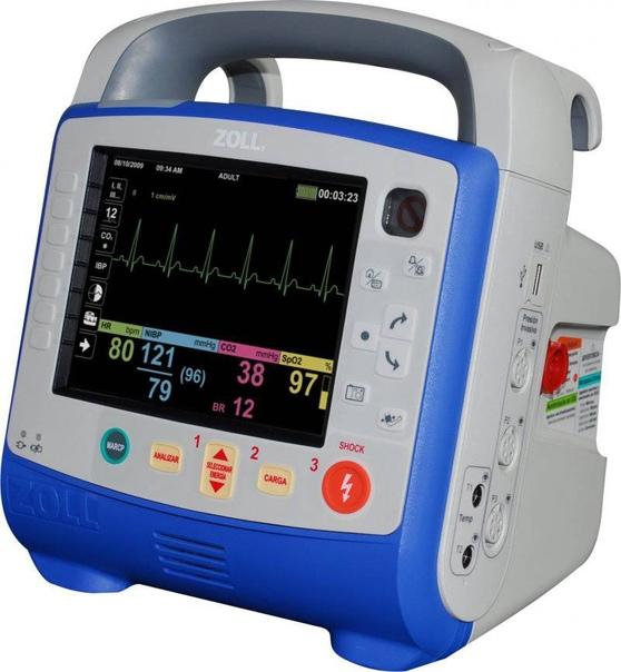 Среди нового оборудования, используемого военно-медицинским сообществом, можно выделить монитор жизненных признаков PROPAQ M