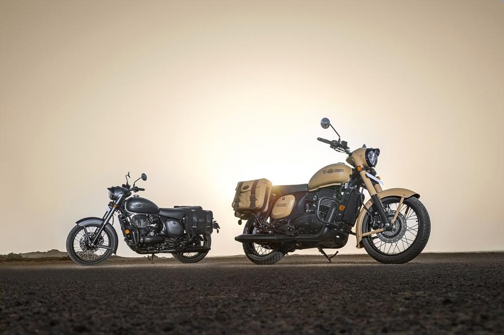 Classic Legends обновили Jawa и Forty-Two