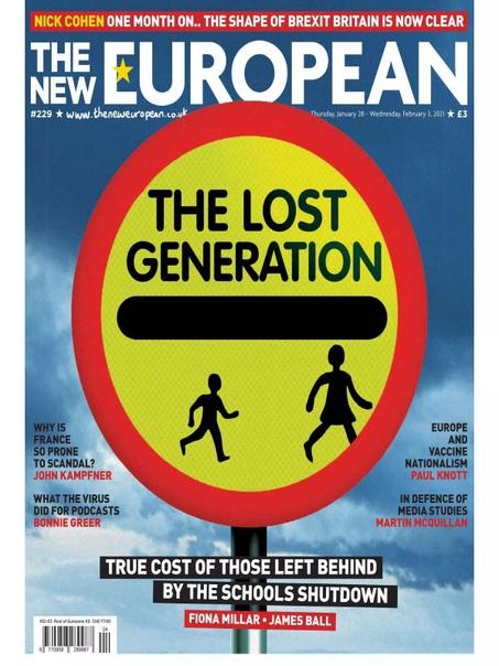 The New European - 28 January 202