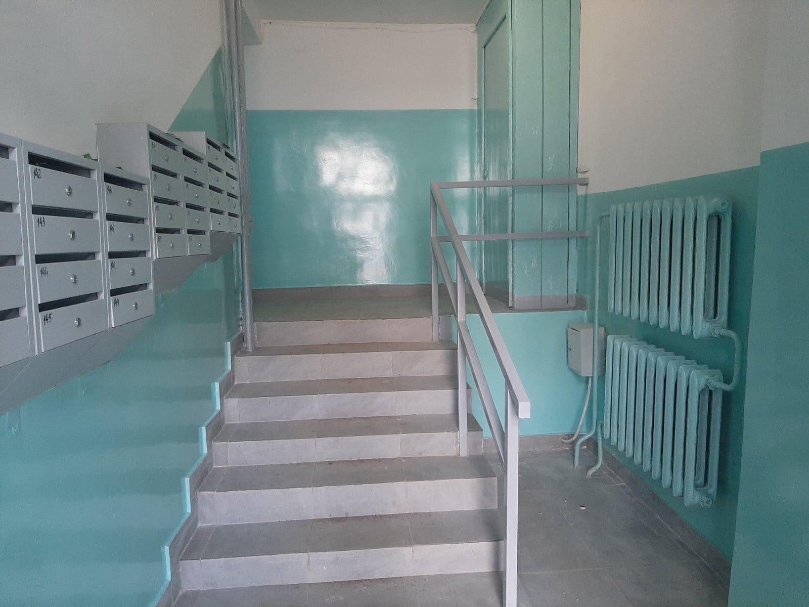 Улица Кольцова дом 13 косметический ремонт 5