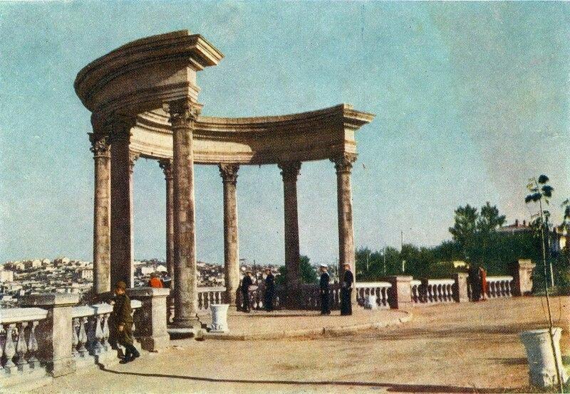 Севастополь, 1957