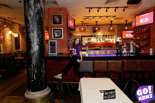 «GO!Квиз №101.7, Hard Rock Cafe,  25 апреля» фото номер 77