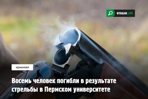 Восемь человек погибли в результате стрельбы в Пер...
