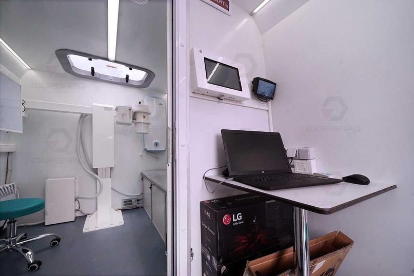 🇷🇺 Мобильные медицинские комплексы для малых деревень Тывы