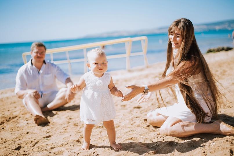 Семейная фотосессия в Береговом - Фотограф MaryVish.ru
