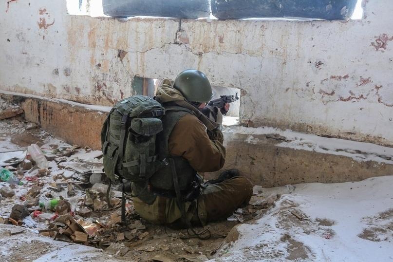 Оборона основного опорного пункта, изображение №1