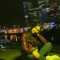 Фотография анкеты Анастасии Ларченко ВКонтакте