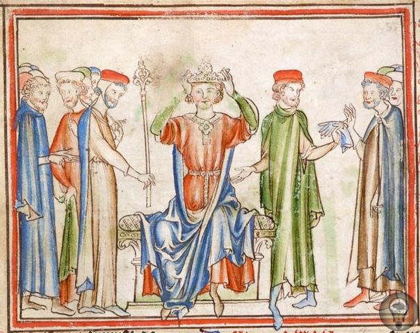 Англосаксонское королевство: брат короля Гарольда Тостиг Гарольд Годвинсон был последним королем англосаксов. За свое короткое правление он воевал с правителями Нормандии, Норвегии и родным