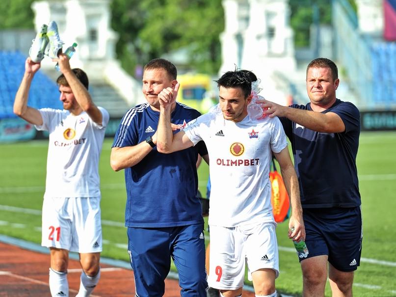 Глеб Грачёв: «Пускай наши болельщики меня любят, а красноярские ненавидят», изображение №4