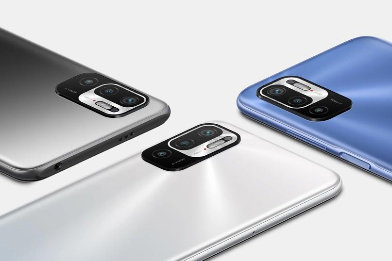Представлен смартфон Redmi Note 10T 5G.