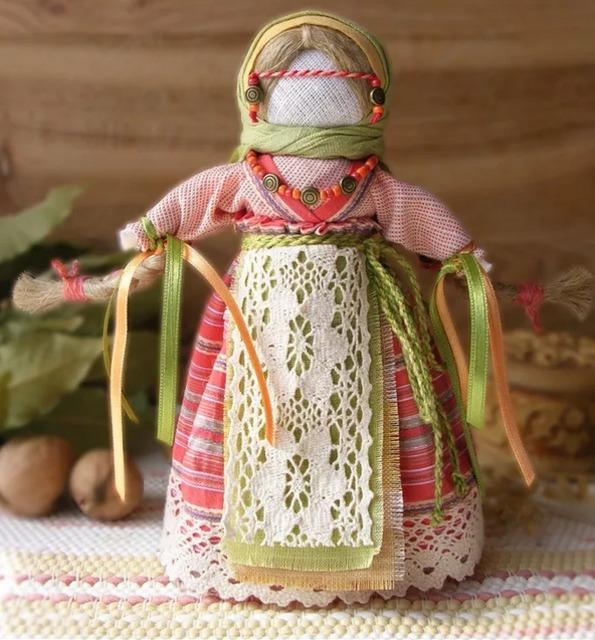 Основные правила создания кукол-оберегов