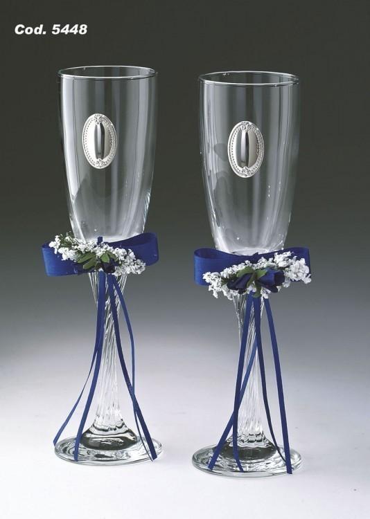XFx1Q eRcto - Красивые свадебные фужеры