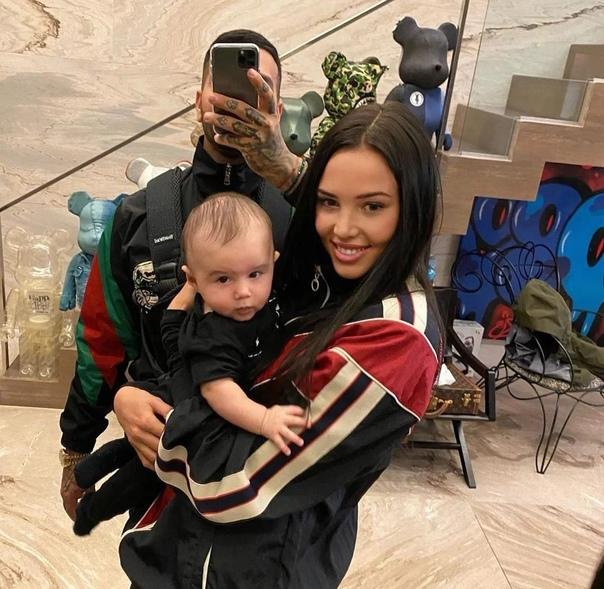 Анастасия Решетова рассказала про свои отношения с сыном: