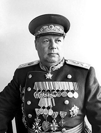 По страницам истории города: 127 лет со дня рождения Фёдора Толбухина