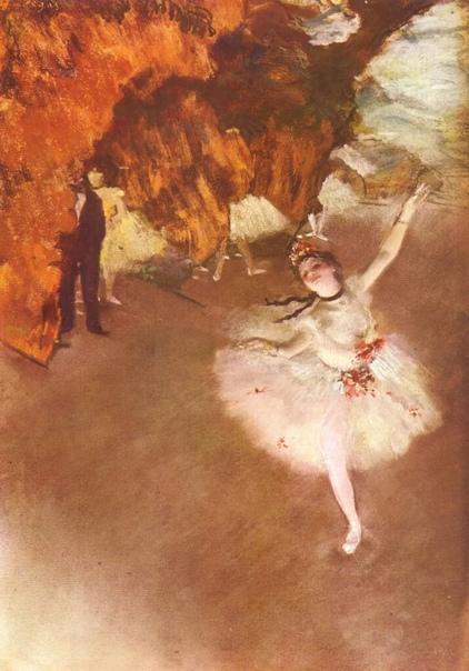 В известной шутке говорится, что если на картине изображены балерины, то это Эдгар Дега (Edgar Degas, 1834-1917
