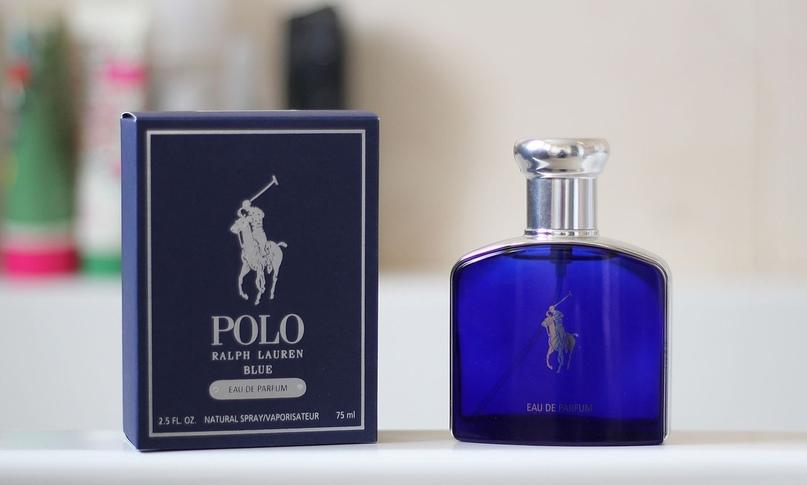 Ralph Lauren Polo Blue (мужские) 125 ml 1640 рублей.