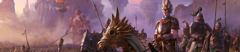 Великий Катай, новый лор Warhammer Fantasy и Total War III, изображение №6