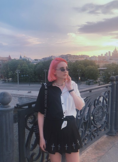 Элина Мигла, Москва