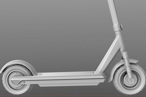 SCUM: E-scooter В процессе разработки!
