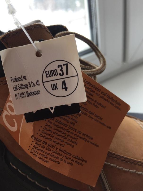 Ботинки (натуральная кожа),размер | Объявления Орска и Новотроицка №27913